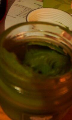 草木之心抹茶绿泥泥浆面膜购买体验