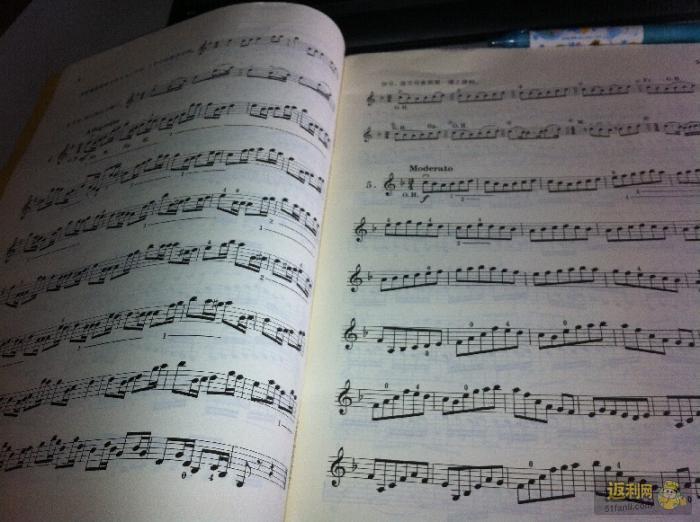 小提琴乐谱及光盘 小孩子的启蒙书