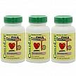 ChildLife童年时光 婴幼儿DHA软胶囊90粒*3瓶 6个月~12岁适用