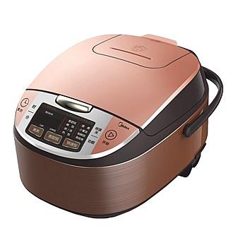 midea/美的 mb-fs4041智能电饭煲4升饭煲家用美的电饭煲全自动