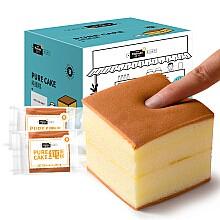 超值、限PLUS会员:盐津铺子 纯蛋糕整箱 720g*3件