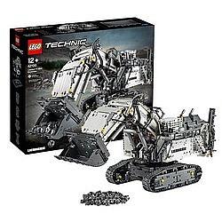 25日0点、88VIP、黑五预告:LEGO 乐高 机械组 42100 利勃海尔R9800遥控挖掘机