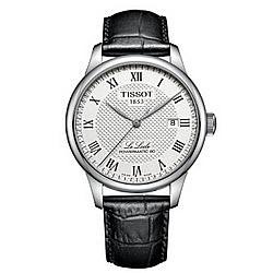 双11预售:TISSOT 天梭 力洛克系列 T006.407.16.033.00 男士机械手表
