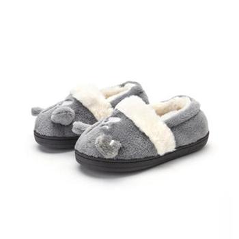 当当网商城8日0点:Balabala 巴拉巴拉 儿童加绒拖鞋 *5件