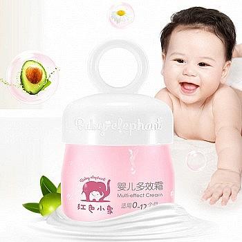 天猫特价:红色小象 婴儿多效保湿面霜