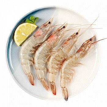限地区:海买 Santa 原装进口厄瓜多尔白虾1.65kg/盒